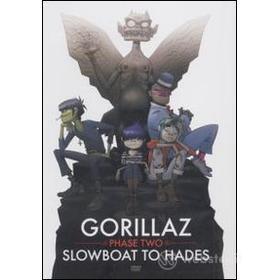 Gorillaz. Phase 2: Slow Boat To Hades
