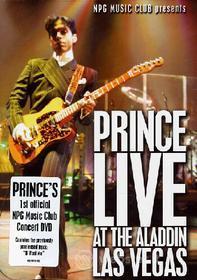 Prince. Live At The Aladdin. Las Vegas