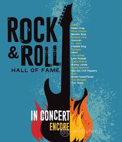 Rock & Roll Hall Of Fame: In Concert: Encore (2 Blu-Ray) (Blu-ray)