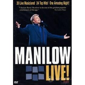 Barry Manilow. Live!