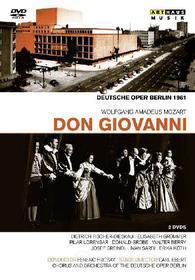 Wolfgang Amadeus Mozart. Don Giovanni (2 Dvd)
