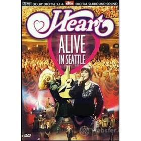 Heart. Alive In Seattle