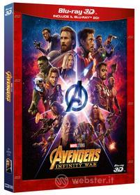 Avengers - Infinity War (3D) (Blu-Ray 3D+Blu Ray) (2 Blu-ray)
