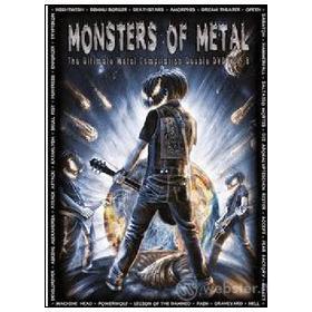 Monsters of Metal. Vol. 8 (2 Dvd)