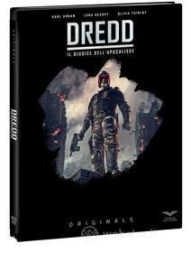 Dredd - Il Giudice Dell'Apocalisse (Blu-Ray+Dvd) (2 Blu-ray)