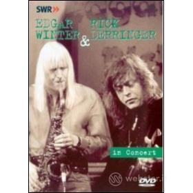 Edgar Winter & Rick Derringer. In Concert