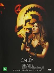 Sandy - Meu Canto: Ao Vivo No Teatro Municipal De Niteroi