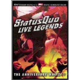 Status Quo. Live Legends: The Anniversary Waltz