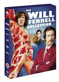 Will Ferrell Collection (Anchorman: The Legend Of Ron Burgundy, Anchorman: Wake-Up Ron Burgundy, Old School, Blades Of Glory, A Night At The Roxbury,