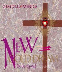 Simple Minds - New Gold Dream 81/82/83/84 (Blu-ray)