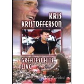 Kris Kristofferson. Greatest Hits Live