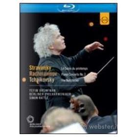 Stravinsky, Rachmaninov, Tchaikovsky (Blu-ray)