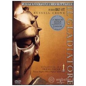 Il gladiatore (3 Dvd)