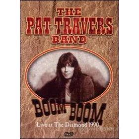Pat Travers. Boom Boom. Live At The Diamond