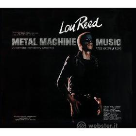 Lou Reed. Metal Machine Music (Blu-ray)