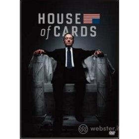 House of Cards. Stagione 1 (4 Dvd)
