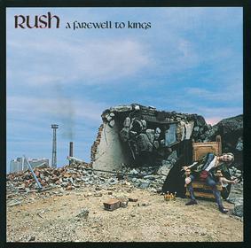 Rush - A Farewell To Kings (Blu-ray)