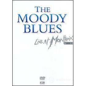 The Moody Blues. Live at Montreux 1991