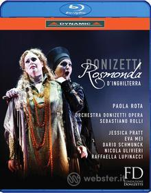 Gaetano Donizetti - Rosmonda D'Inghilterra (Blu-ray)
