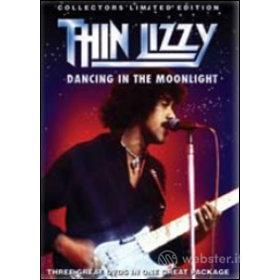 Thin Lizzy. Dancing In The Moonlight (Edizione Speciale 3 dvd)
