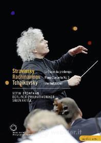 Stravinsky, Rachmaninov, Tchaikovsky