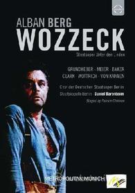 Alan Berg. Wozzeck