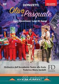 Gaetano Donizetti - Olivo E Pasquale