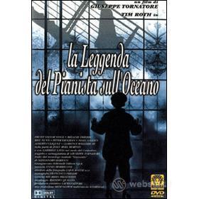La leggenda del pianista sull'oceano (2 Dvd)