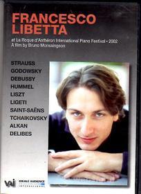 Francesco Libetta - Live at la Roque d Antheron