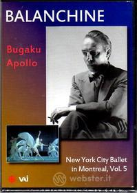 Balanchine Vol. 5 New York City Ballet In Montreal