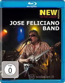 Jose Feliciano. Jose Feliciano Band The Paris Concert (Blu-ray)