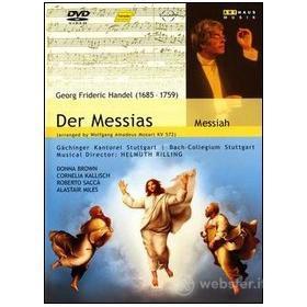 Georg Friedrich Händel. Messiah (arranged by Wolfgang Amadeus Mozart KV 572)