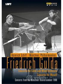 Friedrich Gulda. Concerto for Cello and Wind Orchestra