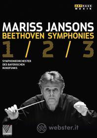 Mariss Jansons. Beethoven. Symphonies 1/2/3