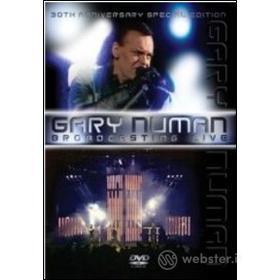 Gary Numan. Broadcasting Live
