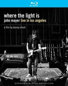 John Mayer - Where The Light Is - Live In Los Angeles (Blu-ray)
