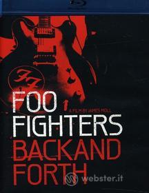 Foo Fighters - Back & Forth (Blu-ray)