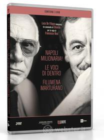Napoli Milionaria! / Le Voci Di Dentro / Filumena Marturano (3 Dvd)
