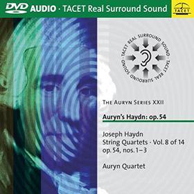 Joseph Haydn - Auryn Series Vol. Xxii/Auryn' (Dvd Audio)
