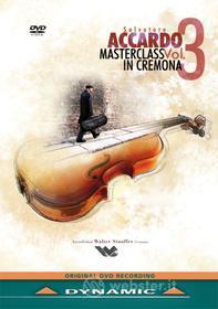 Szymanowski Karol / Bach Johann Sebastian - Salvatore Accardo Masterclass