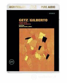 Stan Getz & Astrud Gilberto - Getz Gilberto (Blu-Ray Audio) (Blu-ray)