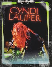Cyndi Lauper. Front and Center