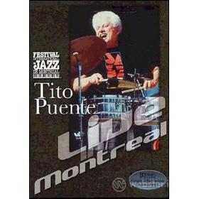 Tito Puente. Live in Montreal