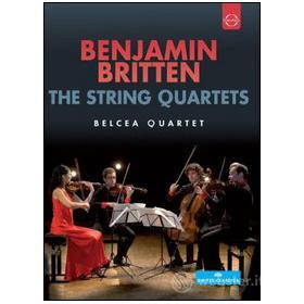 Benjamin Britten. The Complete String Quartets