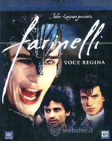 Farinelli. Voce Regina (Blu-ray)