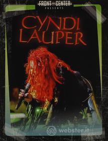 Cyndi Lauper. Front and Center (Blu-ray)