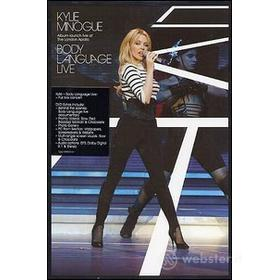 Kylie Minogue. Body Language Live at the London Apollo