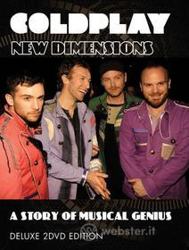 Coldplay. New Dimensions: A Story of Musical Genius (2 Dvd)