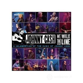 Johnny Cash. We Walk The Line. A Celebration... (Blu-ray)