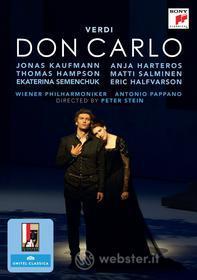 Giuseppe Verdi. Don Carlo (2 Dvd)